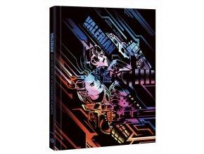 Valerian a město tisíce planet (Blu-ray 3D + Blu-ray 2D, Digibook)