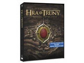Hra o trůny - 7.sezóna (3x Blu-ray, Steelbook)