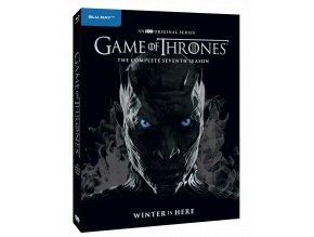 Hra o trůny - 7.sezóna (3x Blu-ray)