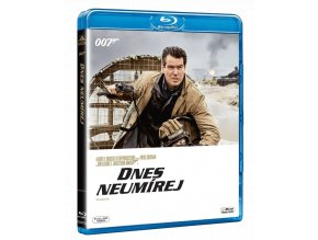 Dnes neumírej (Blu-ray)