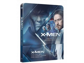 X-Men Trilogie 4-6  (Steelbook)