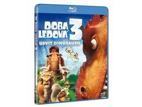 Doba ledová 3 - Úsvit dinosaurů (Blu-ray)