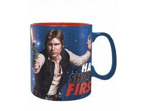 Hrnek Star Wars - Solo (460 ml)