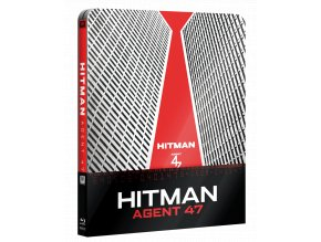Hitman: Agent 47 (Blu-ray, Steelbook)