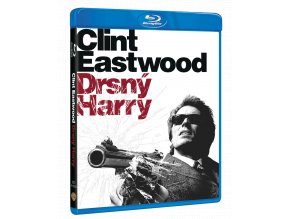 Drsný Harry (Blu-ray)