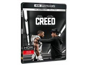 Creed (4k Ultra HD Blu-ray + Blu-ray)