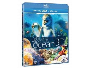Úžasný oceán (Blu-ray 3D + 2D)
