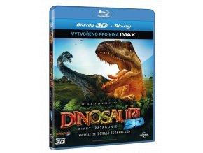 Dinosauři 3D: Giganti Patagonie (Blu-ray 3D + 2D)