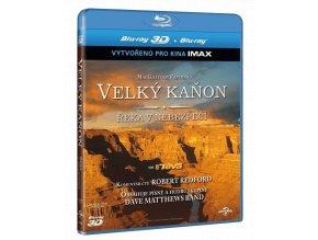 Velký kaňon (Blu-ray 3D + 2D)
