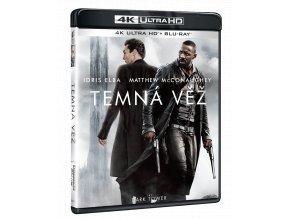 Temná věž (4k Ultra HD Blu-ray + Blu-ray)