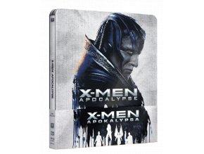 X-Men: Apokalypsa  (Steelbook, 3D)