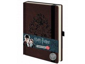 Zápisník Harry Potter: Bradavice (A5)