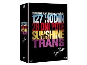Danny Boyle - Režisérská kolekce (4x Blu-ray)