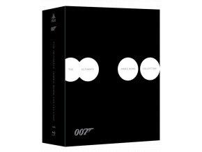 James Bond (Blu-ray kolekce 1962-2012, 24x Blu-ray)