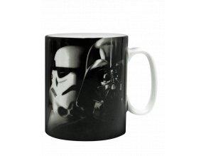 Hrnek Star Wars: Darth Vader, Stormtrooper (460 ml)
