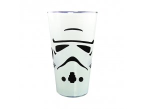 Sklenice Star Wars - Stormtrooper (400 ml)