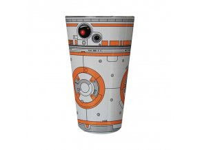 Sklenice Star Wars - BB8 (400 ml)