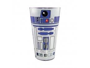 Sklenice Star Wars - R2-D2 (400 ml)