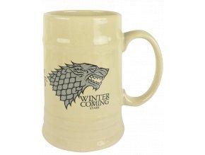 Korbel Game of Thrones (Stark, 595 ml)