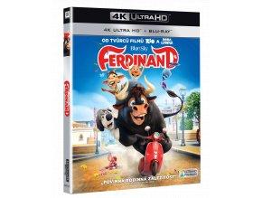 Ferdinand (4k Ultra HD Blu-ray + Blu-ray)