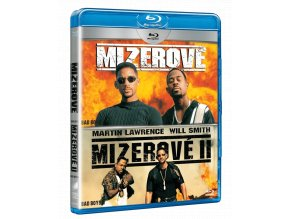 Mizerové (Blu-ray kolekce, 1. a 2. díl)