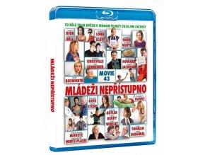 Mládeži nepřístupno (Blu-ray)
