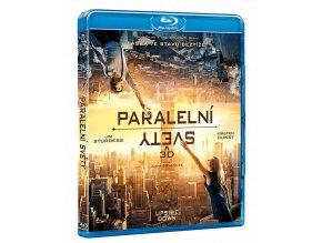 Paralelní světy (Blu-ray 3D + 2D)