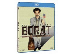 Borat: Nakoukání do amerycké kultůry na obědnávku slavnoj kazašskoj národu (Blu-ray)