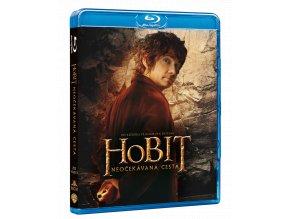 Hobit: Neočekávaná cesta (2x Blu-ray)