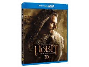 Hobit: Šmakova dračí poušť (2x Blu-ray 3D + 2x Blu-ray 2D)