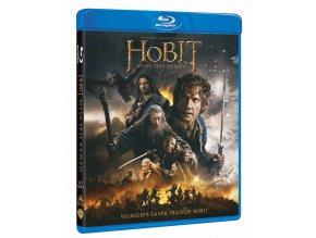 Hobit: Bitva pěti armád (2x Blu-ray)