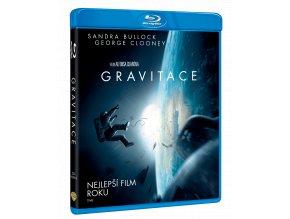Gravitace (Blu-ray)