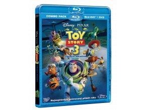 Toy Story 3: Příběh hraček (Blu-ray + DVD)