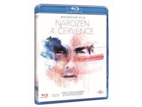 Narozen 4. července (Blu-ray)