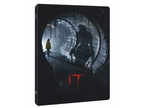 To (2017, Blu-ray, Steelbook)