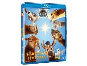 Šťastná hvězda (Blu-ray)