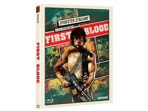 Rambo: První krev (Blu-ray, Digibook)