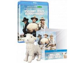 Všechny cesty vedou do hrobu (Blu-ray, edice s hračkou)