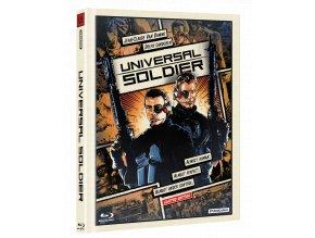 Univerzální voják (Blu-ray, Digibook)