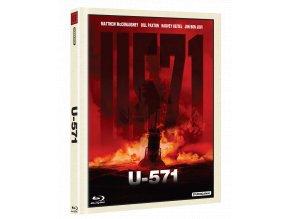 Ponorka U-571 (Blu-ray, Digibook)