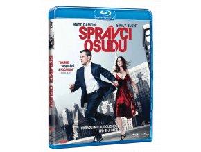 Správci osudu (Blu-ray)