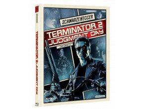 Terminátor 2: Den zúčtování (Blu-ray, Digibook)