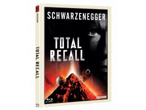 Total Recall (Blu-ray, Digibook)