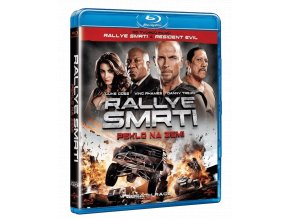 Rallye smrti: Peklo na Zemi (Blu-ray)