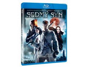 Sedmý syn (Blu-ray 3D + Blu-ray 2D)