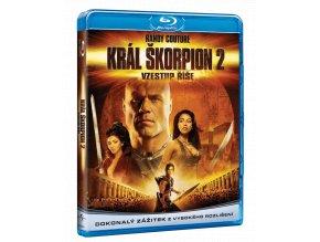 Král Škorpión: Vzestup Říše (Blu-ray)
