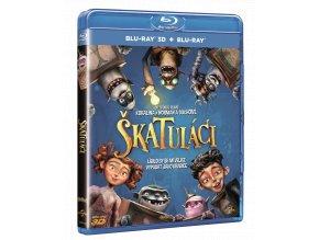 Škatuláci (Blu-ray 3D + 2D)
