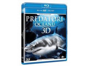 Predátoři oceánů 3D (Blu-ray 3D + 2D)
