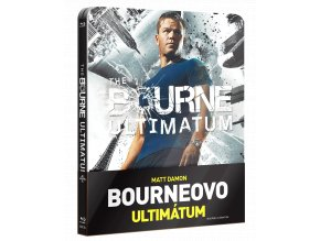 bourneovo ultimatum blu ray steelbook