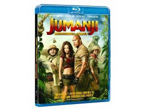 Jumanji: Vítejte v džungli (Blu-ray)